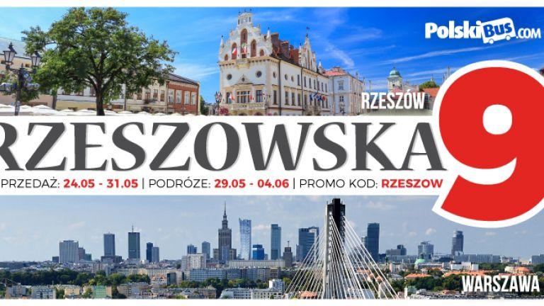 PolskiBus: Rzeszowska 9!