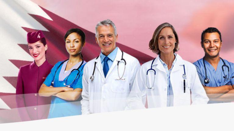 Quatar Airways ma bilety dla medyków