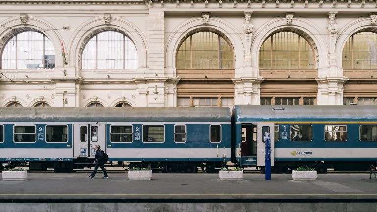 Spotkanie prezesów PKP i Deutsche Bahn