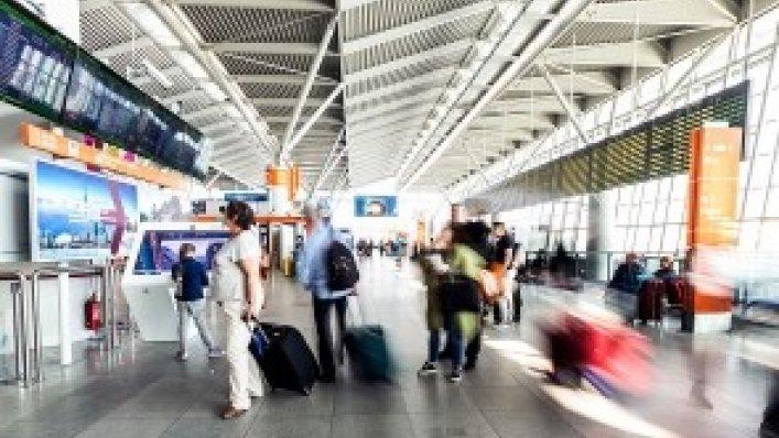 1,5 mln pasażerów w 1 miesiąc! – 10% wzrost liczby pasażerów na lotnisku Chopina