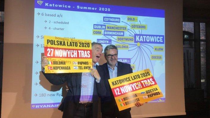 11 nowych samolotów Ryanair w Polsce