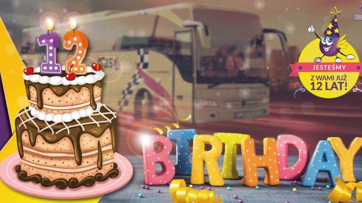 12 urodziny PlusBus!