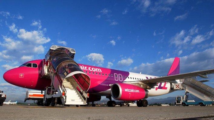 20% zniżki na wszystkie loty i kierunki z Wizz Air!