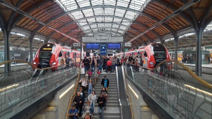 81,2 mln pasażerów skorzystało w 2018 roku z POLREGIO