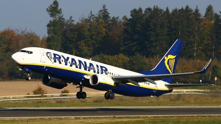 Blue & Yellow Monday od Ryanair!