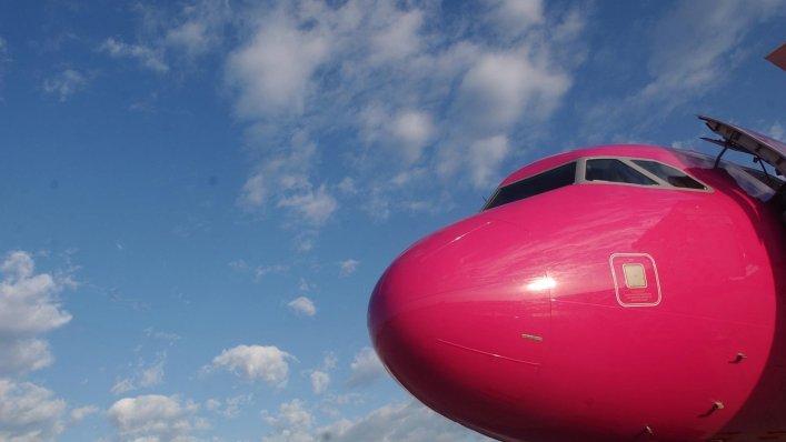 Codzienne loty do Budapesztu liniami Wizz Air