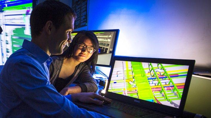 Disruptive Computing & Networks - nowa organizacja Boeinga