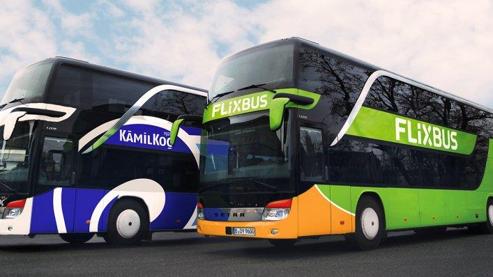 Firma Kamil Koç przejęta przez FlixBus