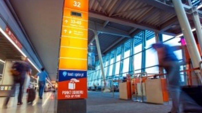 """""""Food to gate"""" na lotnisku Chopina w Warszawie"""