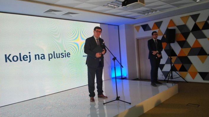 Grupa PKP ogłosiła podsumowanie roku 2018