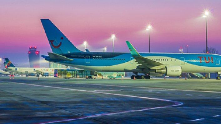 Katowice Airport - kolejny miesiąc na plusie