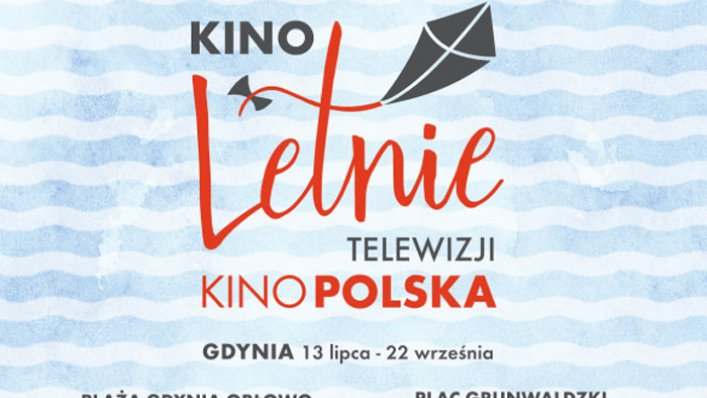 Kino Letnie w Gdyni z PKP Intercity