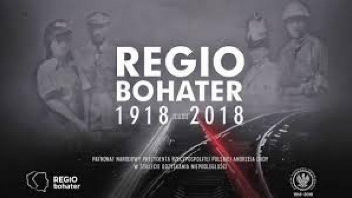 Konkurs na REGIObohatera - najnowsze informacje