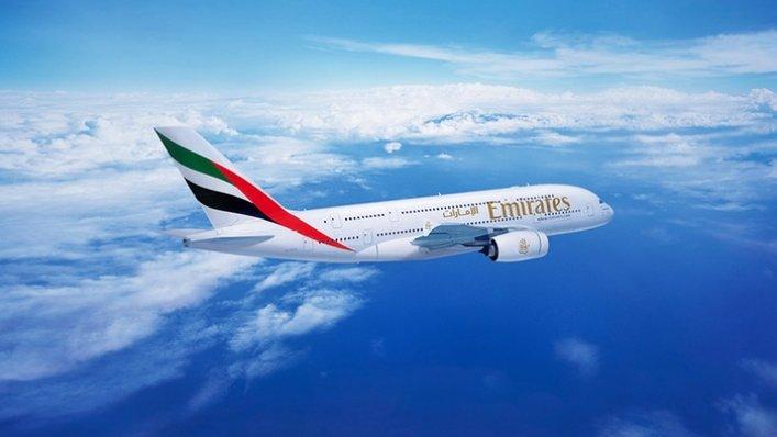 Loty Emirates z Grouponem