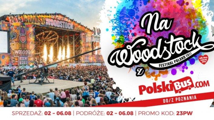 Na 23. Przystanek Woodstock z PolskiBus