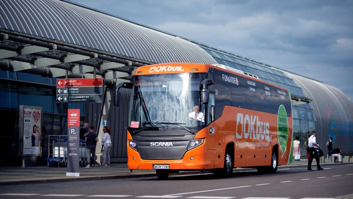 Nowa pula biletów w OKbus od 9 PLN!
