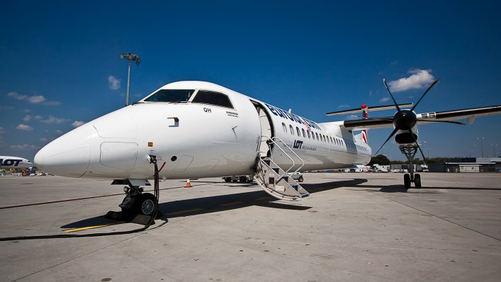 Nowe plany lotniska w Olsztynie
