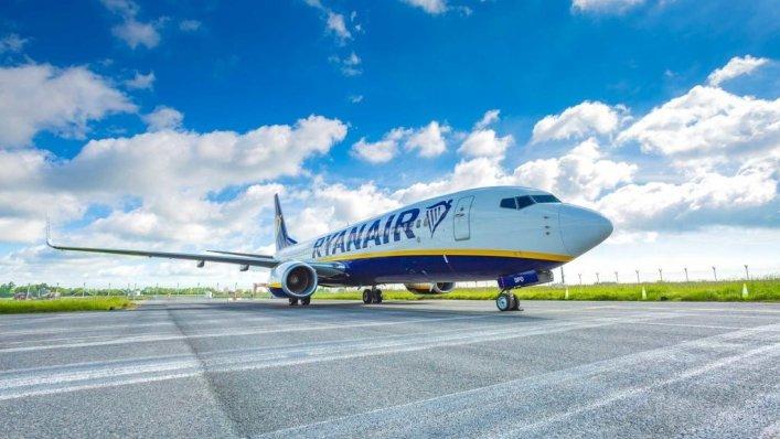Nowe połączenia Ryanair z Polski i promocja na bilety!