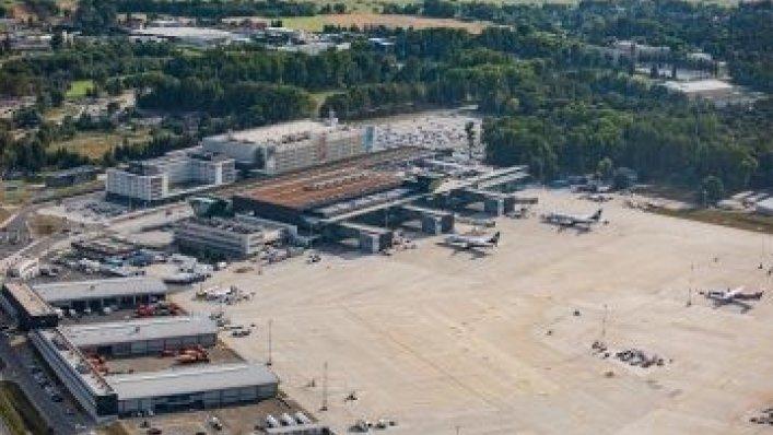 Nowoczesne oczyszczanie wód opadowych na krakowskim lotnisku