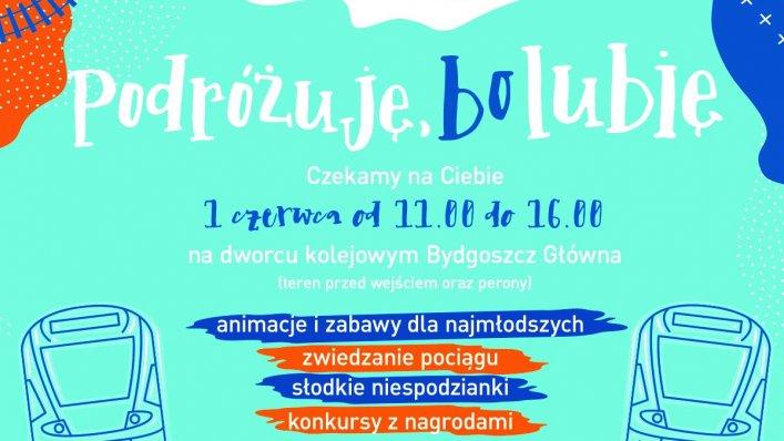 PKP Intercity organizuje zabawę na Dzień Dziecka!