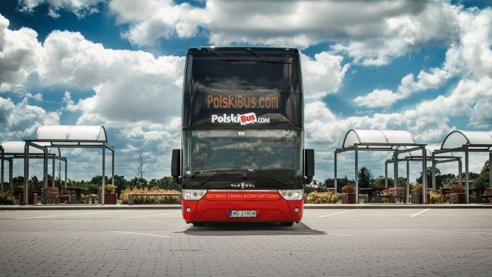 PolskiBus: promocja na przejazdy na trasie Warszawa-Kraków!
