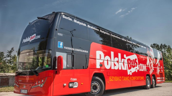 PolskiBus: z Krakowa za granice za 19 PLN!