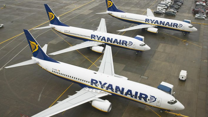 Promocja na tanie loty krajowe od Ryanair za 19 PLN