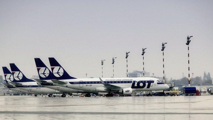 Szalona Środa PLL LOT - Promocja na loty do Kopenhagi, Londynu, Warszawy i Katowic! Bilety już od 199 PLN