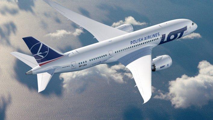 Szalona Środa PLL LOT - promocja na loty do Pragi, Madrytu i Tel Awiwu!
