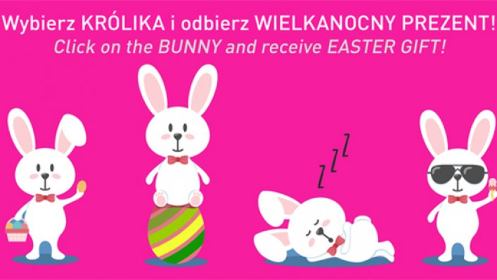 """Wielkanocna promocja Modlinbus """"Prezent Wielkanocny"""""""