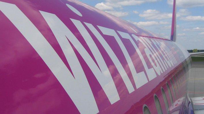 Wizz Air: 20% zniżki na wszystkie cele podróży w promocji Pink Friday!