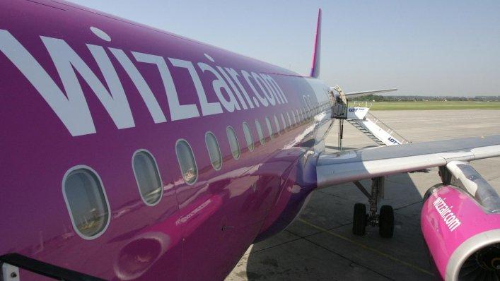 Wizz Air: 20% zniżki na wszystkie trasy z/do Polski!