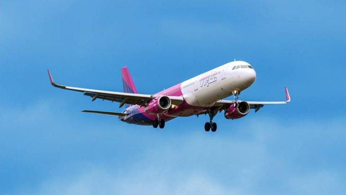 Wizz Air: promocja dnia od 9,99 EUR!