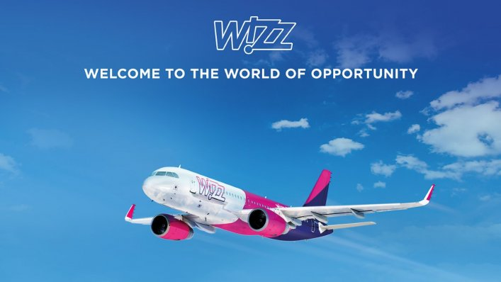 Wizz Air rozwija połączenia z Budapesztu