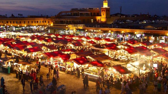 Wizzairem do Marrakeszu