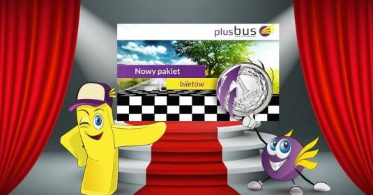 PlusBus nowa pula biletów od 1 PLN na trasie Białystok - Warszawa !