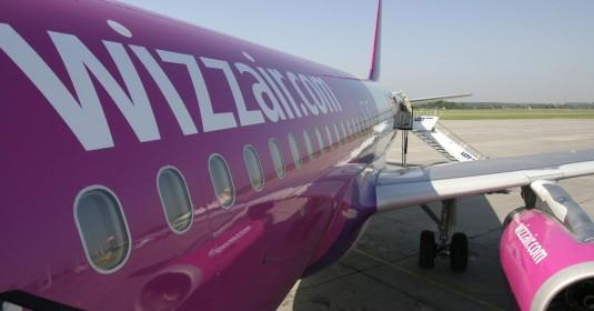 Wizz Air zmienia stawki za bagaż rejestrowany i podręczny!