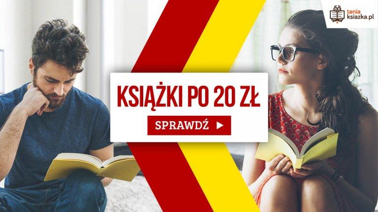 Aż 10 000 książek po 20 PLN!