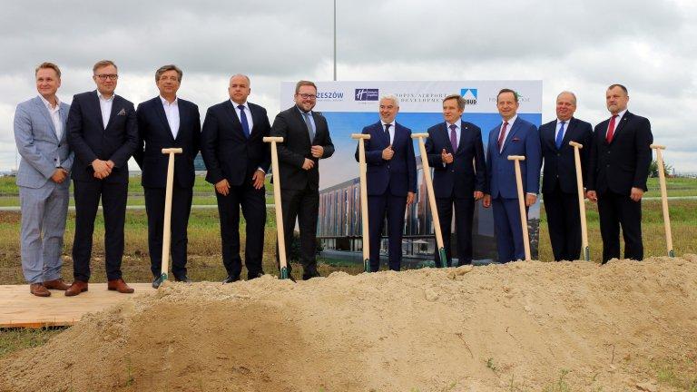 Chopin Airport buduje Holiday Inn w Rzeszowie