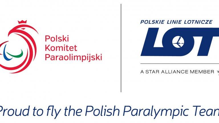 LOT został oficjalnym przewoźnikiem polskiej reprezentacji paraolimpijskiej!