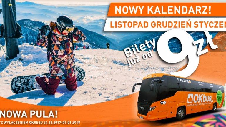 Modlinbus / OKbus: nowa pula biletów już od 9,00 PLN!