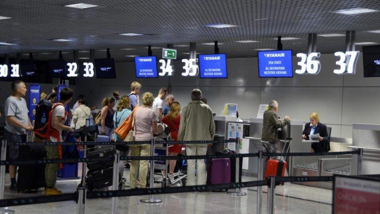 Nowe zasady transferu pasażerów na krakowskim lotnisku