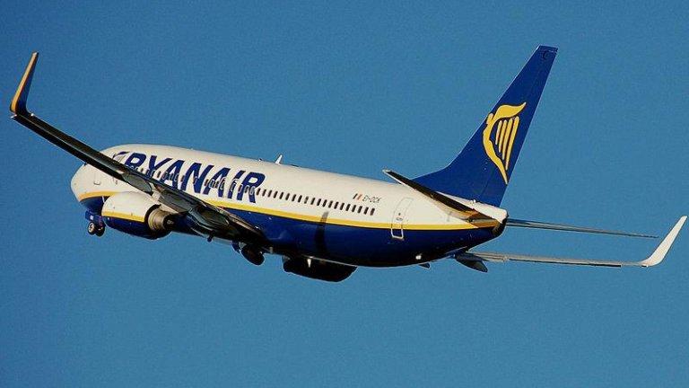 Weekendowa wyprzedaż Ryanair! 500 000 biletów do 25% taniej