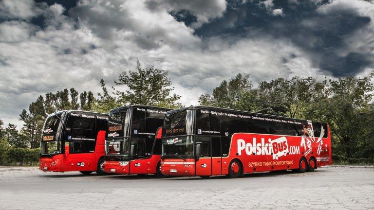Wiedeń w Festiwali Jesiennych Promocji PolskiBus!