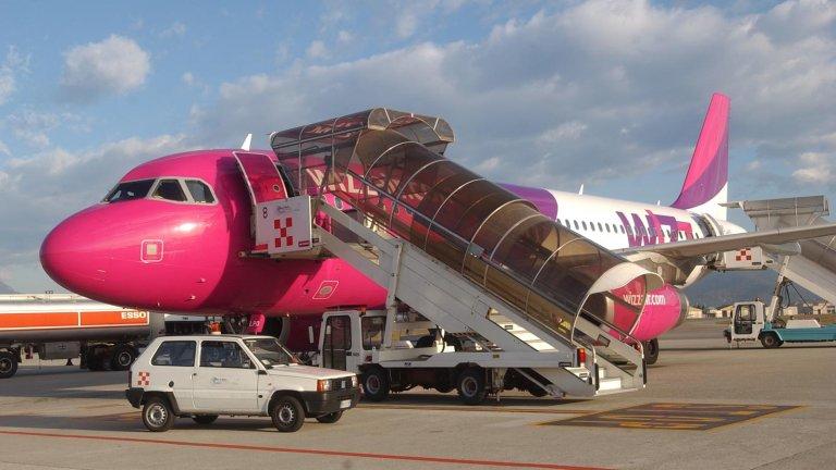 Wizz Air: 20% zniżki na wszystkie loty!