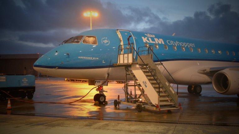 Wyprzedaż lotów KLM/Air France od 1589,00 PLN!